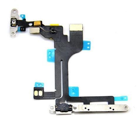 iPhone 5C Power Button Flex with Brackets