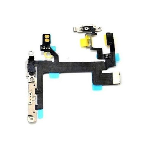 iPhone SE Power Button Flex Replacement with Brackets